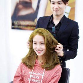 tiệm làm tóc Sài Gòn quận 6
