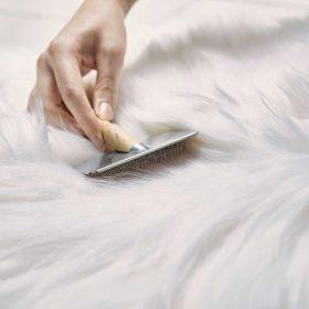 Giặt áo khoác lông cừu