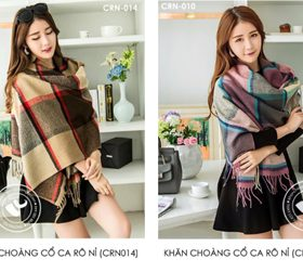 Top 10 shop bán khăn choàng cổ nữ đẹp nhất tpHCM