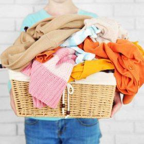 giặt quần áo bằng tay