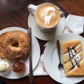 Quán cafe bánh hà nội