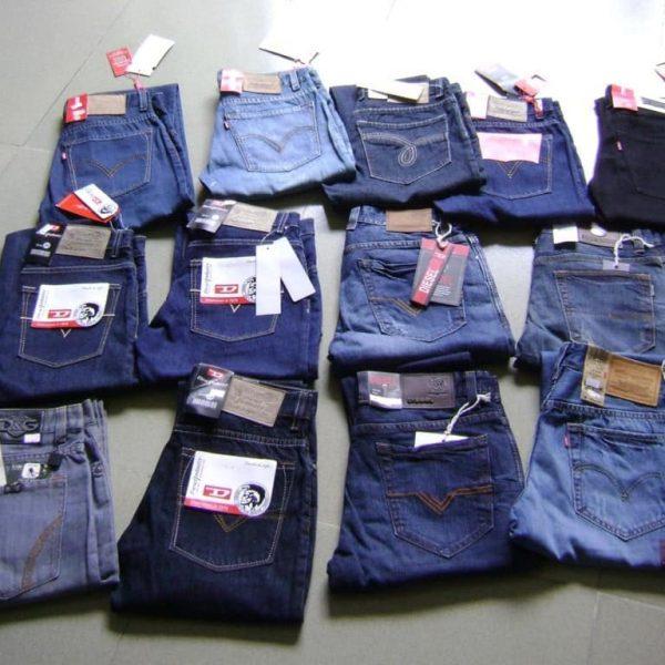 Xưởng may chuyên sỉ quần jean nam nữ VNXK