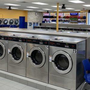 Ý tưởng mở tiệm giặt là cần ít vốn 2020